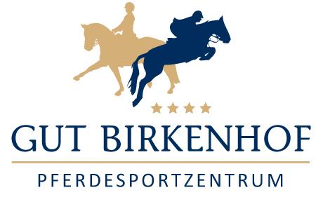 Reitsportanlage Gut Birkenhof - Logo